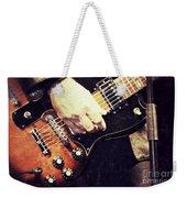 Rockn  Weekender Tote Bag