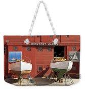 Rockport Marine Weekender Tote Bag