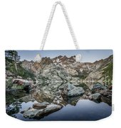 Rocks And Reflections Weekender Tote Bag