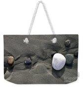 Rocks And Sand  Weekender Tote Bag