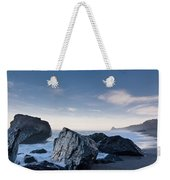 Rocks Of Dry Lagoon Weekender Tote Bag