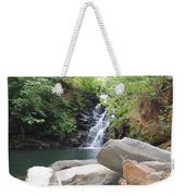 Rocks Of The Falls Weekender Tote Bag