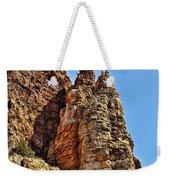 Rocky Cliff Weekender Tote Bag