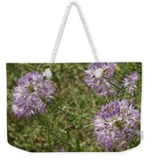 Rocky Mountain Bee Plant Weekender Tote Bag