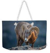 Rocky Mountain Big Horn Ram Weekender Tote Bag