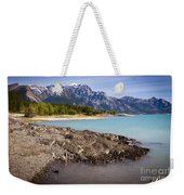 Rocky Mountain Bliss Weekender Tote Bag