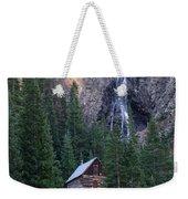 Rocky Mountain Hideaway Weekender Tote Bag