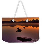 Rocky Mountain Magic-six-fiftyone Am Weekender Tote Bag