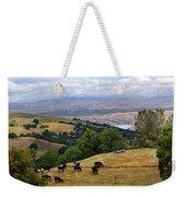 Rocky Ridge Weekender Tote Bag