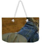 Rodeo Break Weekender Tote Bag