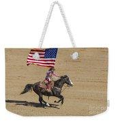 Rodeo Colors - A Weekender Tote Bag