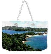 Rodney Bay St. Lucia Weekender Tote Bag