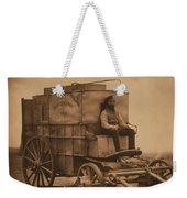 Roger Fentons Photographic Van Weekender Tote Bag