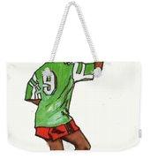 Roger Milla Weekender Tote Bag