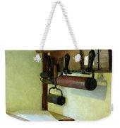 Rollers For Printmaking Weekender Tote Bag