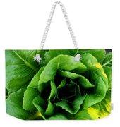 Romaine Weekender Tote Bag by Angela Rath