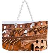 Roman Coliseum Interior Weekender Tote Bag