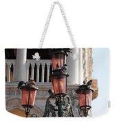 Roman Pigeons Weekender Tote Bag
