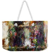 Romance In Venice  Fragment Balcony Weekender Tote Bag