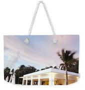 Romantic Place Weekender Tote Bag