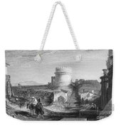 Rome: Appian Way, 1833 Weekender Tote Bag by Granger