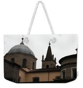 Rome Church Weekender Tote Bag