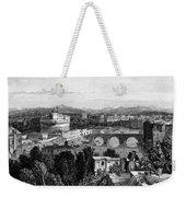 Rome: Scenic View, 1833 Weekender Tote Bag