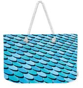 Roof Panels Weekender Tote Bag