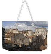Roof Top View Weekender Tote Bag