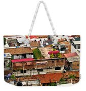 Rooftops In Puerto Vallarta Mexico Weekender Tote Bag