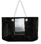 Room With A Seaview Weekender Tote Bag