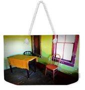 Room With Red Chair Weekender Tote Bag