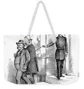 Roosevelt Cartoon, 1884 Weekender Tote Bag
