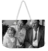 Roosevelt Family, 1915 Weekender Tote Bag