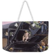 Roosevelt: Panama Canal Weekender Tote Bag