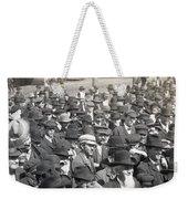 Roosevelt Speech, 1905 Weekender Tote Bag
