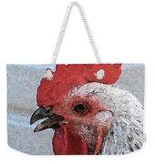 Rooster No. 2 Weekender Tote Bag