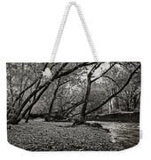 Rooted Within The Gravel Weekender Tote Bag