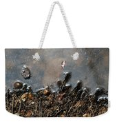 Roots In Water Weekender Tote Bag