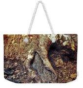 Roots Weekender Tote Bag by Silvia Ganora