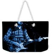 R G Art Blue Weekender Tote Bag