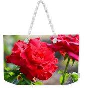 Rosas Roja Weekender Tote Bag