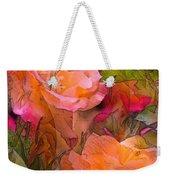 Rose 146 Weekender Tote Bag by Pamela Cooper