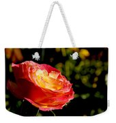 Rose After A Rain Shower Weekender Tote Bag