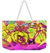 Rose Boquet Art Weekender Tote Bag