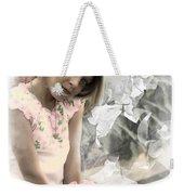 Rose Faery Weekender Tote Bag