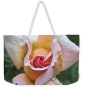 Rose Flower Series 11 Weekender Tote Bag
