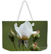 Rose Flower Series 5 Weekender Tote Bag