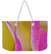 Rose Folds Weekender Tote Bag