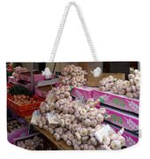 Rose Garlic Weekender Tote Bag